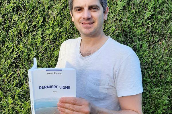 Le roman du journaliste originaire de Saint-Lô est notamment vendu au Mémorial de Caen.