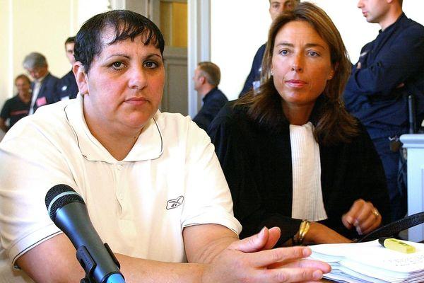 Myriam Badaoui en 2004