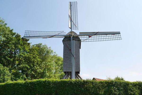 Le moulin de Roome