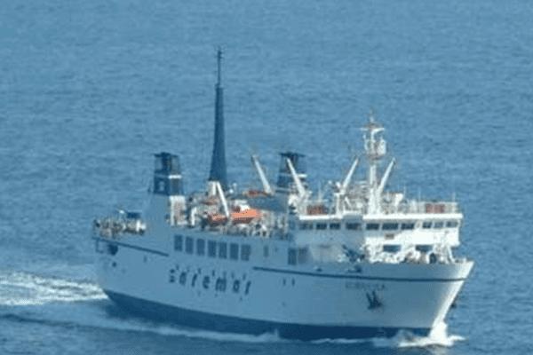 L'Ichnusa racheté par la Blu Navy