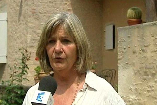 Cécile Untermaier, députée de Saône-et-Loire, interviewée par France 3 Bourgogne