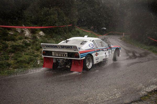 Première édition du Cap Corse historic rally André Célia Cristofari Grassi / Facebook
