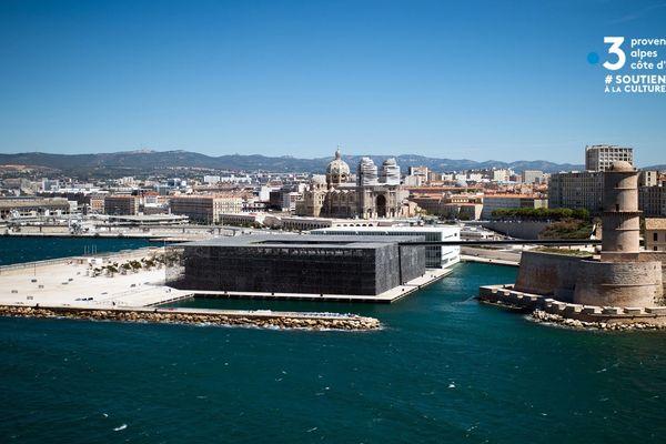Le Musée des Civilisations de l'Europe et de la Méditerrrannée rouvrira ses portes au public le 29 juin 2020 après plus de 3 mois de fermeture.