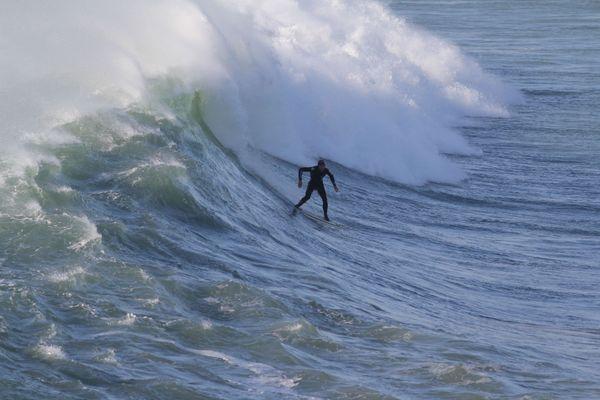 Les championnats de Bretagne de surf se déroulent à la pointe de la Torche, dans le Finistère, du 22 au 30 août.