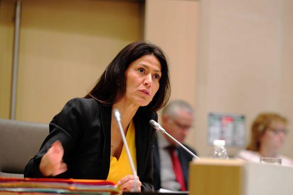 Andréa Brouille est à nouveau élue conseillère régionale avec 13 autres socialistes du Limousin.