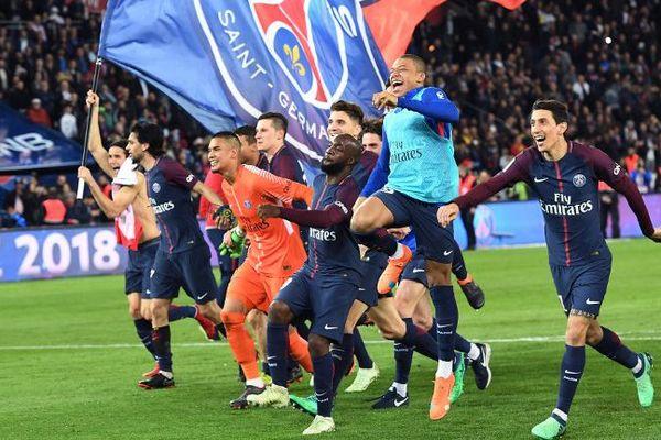 Le PSG s'est offert son 7è titre de champion de France.