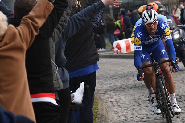 Le coureur s'est imposé devant Nils Politt.