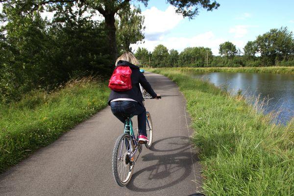 D'ici 2020, 400 kms de voies vertes cyclables seront créées en Auvergne-Rhône-Alpes