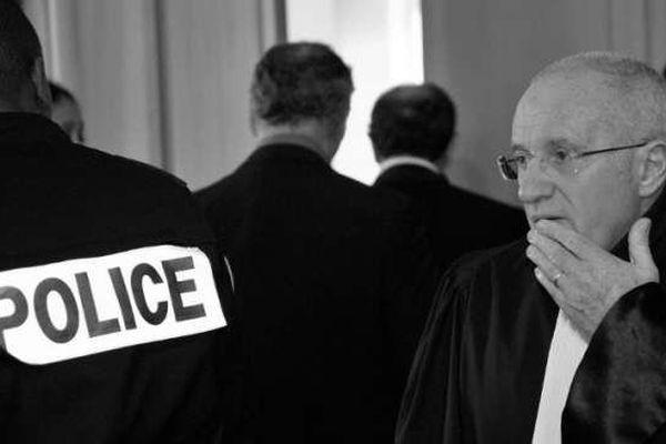 Maître Sollacaro, 63 ans avait été tué par balles par un tueur en moto, le 16 octobre 2012 à Ajaccio