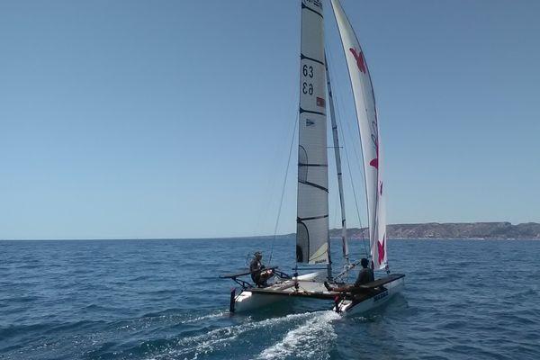 Défi Marseille-Carthage du 24 juin 2016