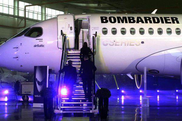 le groupe Bombardier est canadien