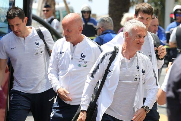 Didier Deschamps alignera un nouveau onze ce vendredi.