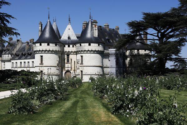 Le château de Chaumont-sur-Loire (Loir-et-Cher) rouvre ses portes samedi 16 mai 2020