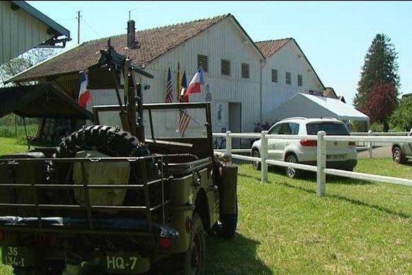 L'Espace de Mémoire Lorraine, un musée sur la Seconde Guerre Mondiale dans la région.