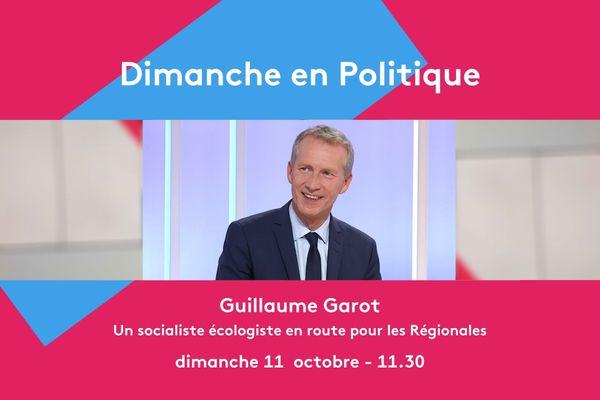 Guillaume Garot invité de Dimanche en Politique