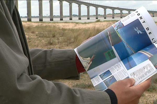 30 ans du pont de l'île de Ré, un livre signé David Canard