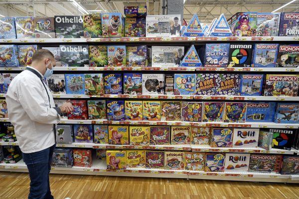 Les magasins de jouets ont fait le plein des rayons au premier semestre.