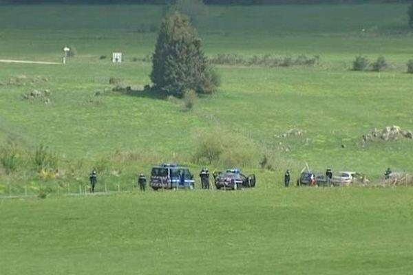 Les recherches pour retrouver le corps de la petite Fiona sont demeurées vaines - 13 mai 2014.