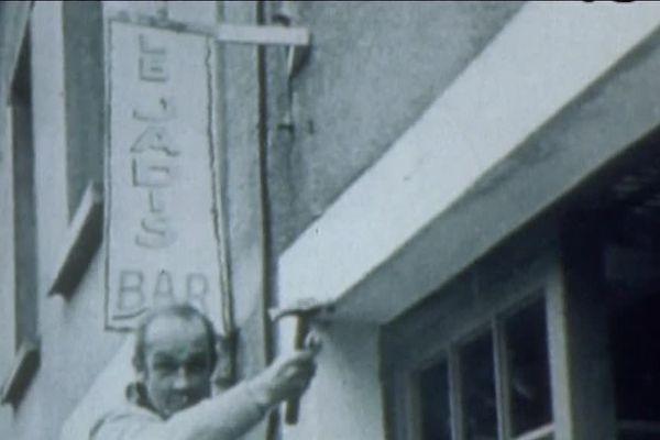 Le Jadis Bar ouvre au début des années 70 à Linards