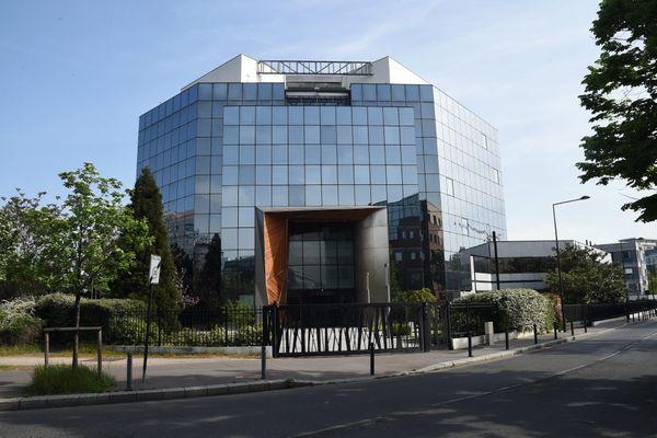 Le futur siège de l'Eglise de scientologie prendra place dans l'ancien immeuble de Panasonic, situé à proximité du Stade de France.