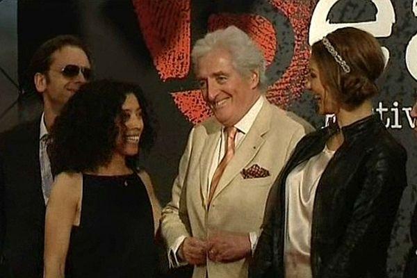 Jean-Loup Dabadie, président du jury du festival du film policier de Beaune 2012