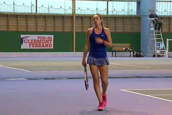 Pour toutes les jeunes participantes, l'important est de gagner des matches pour pouvoir essayer de vivre de leur sport.