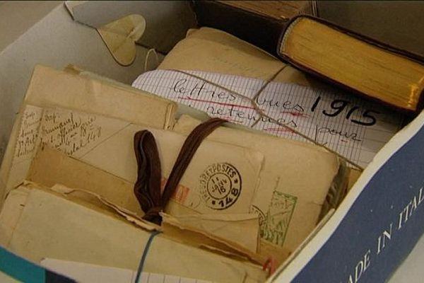 Les documents ont été retrouvés à la mairie mais aussi chez les villageois
