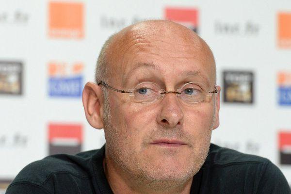 Bernard Laporte candidat à la présidence de la Fédération Française de Rugby