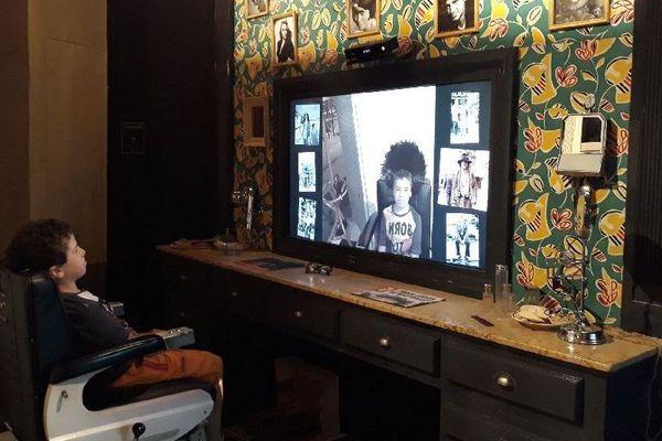 Une visite interactive pour vivre le quotidien des années des années 60 et 70.
