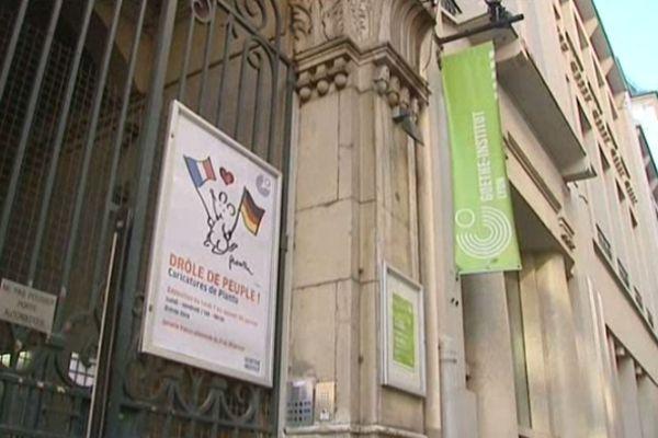 L'Institut Goethe à Lyon