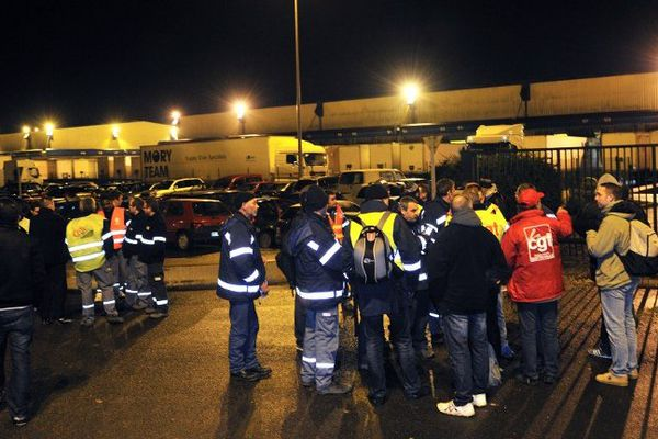Mory Ducros : blocus d'Artenay