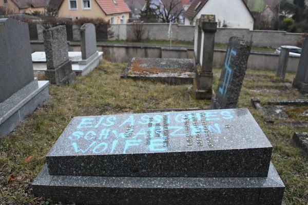 """""""Elsassisches Schwarzen Wolfe""""(Loups noirs alsaciens), un groupe autonomiste alsacien des années 1970."""