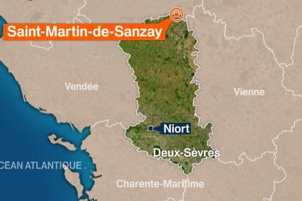 Le crops d'une femme découvert dans un étang à Saint-Martin-de-Sanzay (79) pourrait être celui d'une viticultrice disparue en 1999