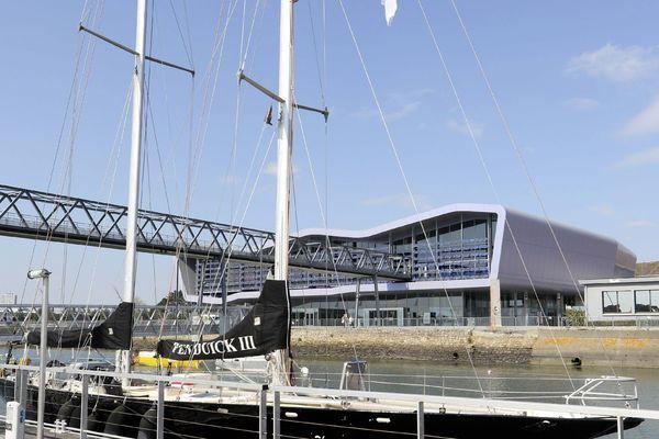 La Cité de la Voile Eric Tabarly, un atout touristique pour Lorient La Base.