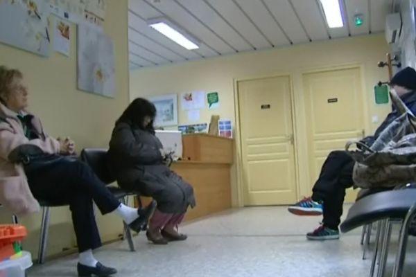 La salle d'attente du point Médical à Domats ne désemplit pas, preuve qu'un besoin en médecins était nécessaire pour cette partie de l'Yonne