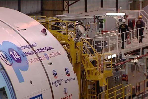 NFM Technologies était le seul fabricant français de tunneliers : il a été repris par le groupe allemand Mülhäuser et rebaptisé Tunneling Equipment.
