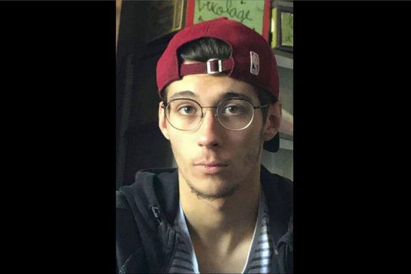 Alexis Moulis, disparu le 8 décembre 2019 à la sortie d'une boîte de nuit vannetaise