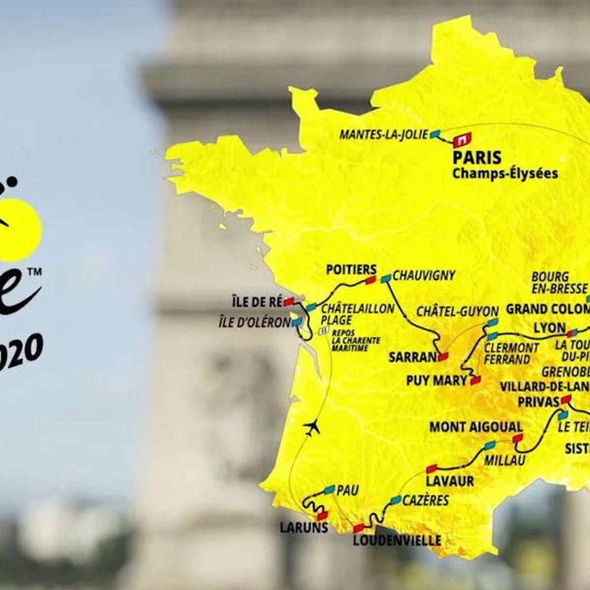 Coronavirus La 7e Etape Du Tour De France 2020 Entre Millau Et Lavaur Repoussee Au 4 Septembre