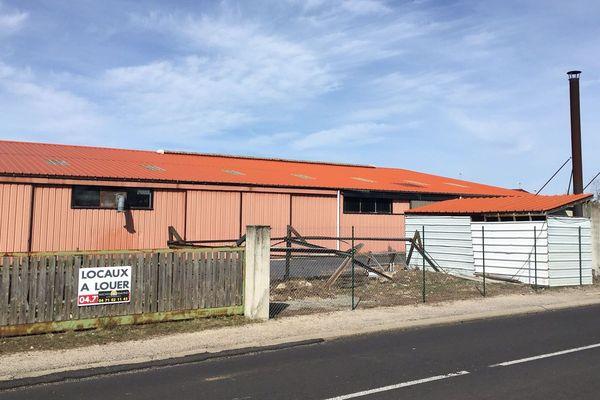 Les bâtiments de la friche industrielle de Taulhac en Haute-Loire vont être rasés et 9 lots vont être proposés à des artisans ou des PME