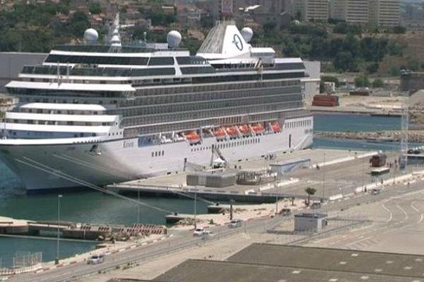 Terminal Croisières, Bassin Est Grand Port de Marseille Fos