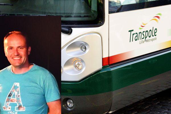 David Ramault travaillait au dépôt Transpole de Marcq-en-Baroeul.