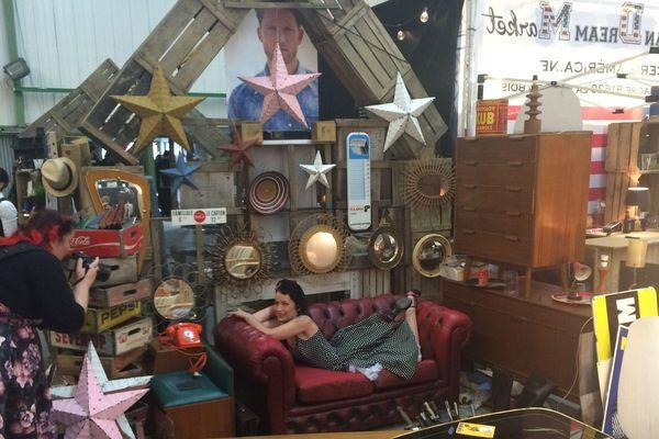 Le deuxième salon du vintage à Niort