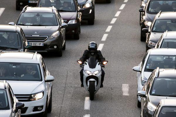 """Selon l'étude """"Traffic Index""""publiée par Tom-Tom, à Grenoble, les automobilistes ont perdu 143 heures dans les bouchons en 2018."""