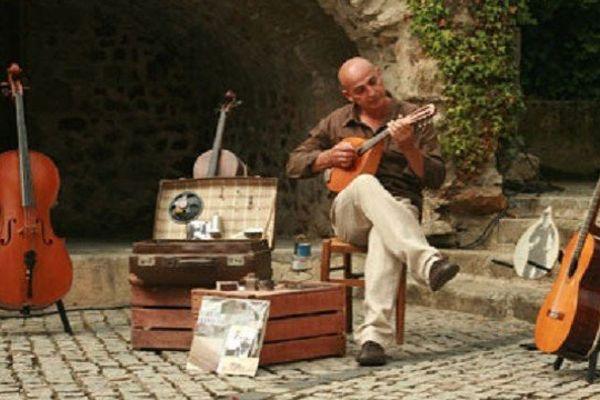 Une Italie qui chante, spectacle proposé à Avignon