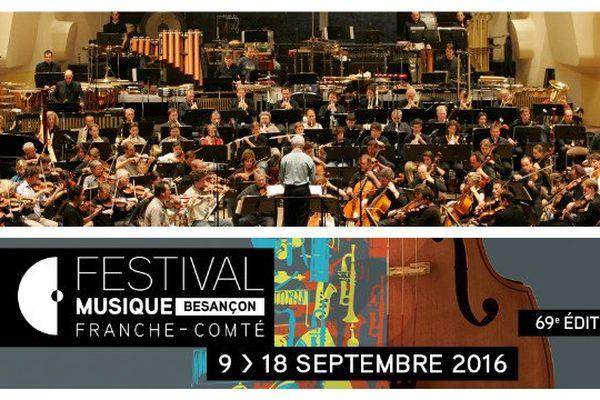 L'Orchestre de Baden Baden donnera le concert d'ouverture du 69e festival de musique de Besançon