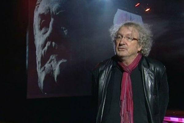 Claude Moreau a mis en scène Jaurès