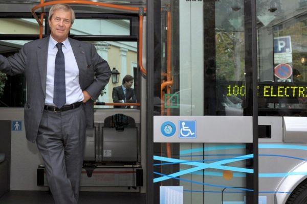 Le bus de Vincent Bolloré