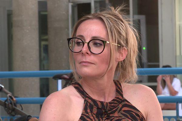 Victime d'une tentative de féminicide le 22 février 2021 à Clermont-Ferrand, Isabelle se bat aujourd'hui pour plus de prévention