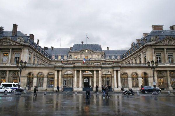 Le Conseil d'Etat, à Paris (Archives)