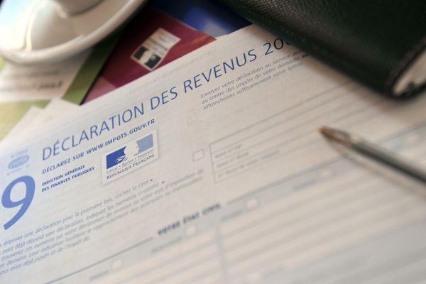 Déclaration de revenus 2020 (illustration)